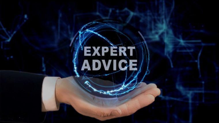 アドバイスの画像