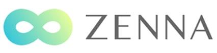 ZENNAのロゴ